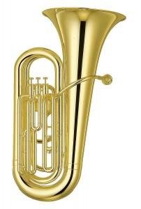 Yamaha YBB-105M BBb
