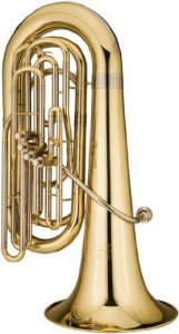 Ravel 4 valve student model Tuba