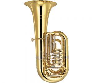 Yamaha 641 Professional Rotary valve Tuba