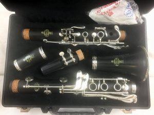Buffet Crampon E11 Bb Intermediate Wood Clarinet