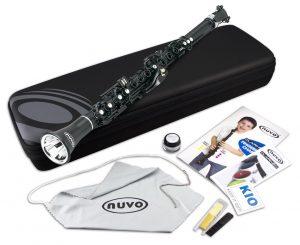 Nuvo N100CLBK Clarineo Kit