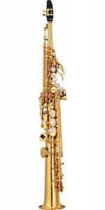 Yamaha Custom YSS-82Z Series Soprano Saxophone