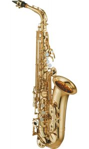 Yamaha YAS-475 Intermediate Alto Saxophone