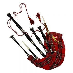 AAR Scottish Bagpipe Rosewood Royal