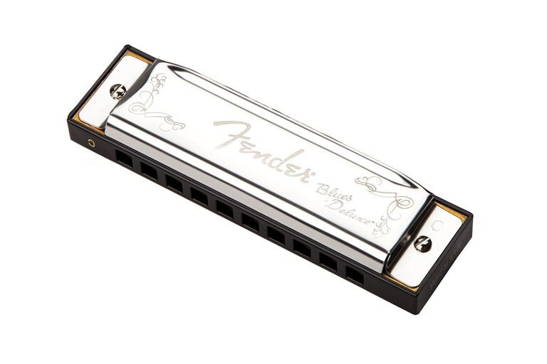 Fender Blues Deluxe Harmonica in many different keys