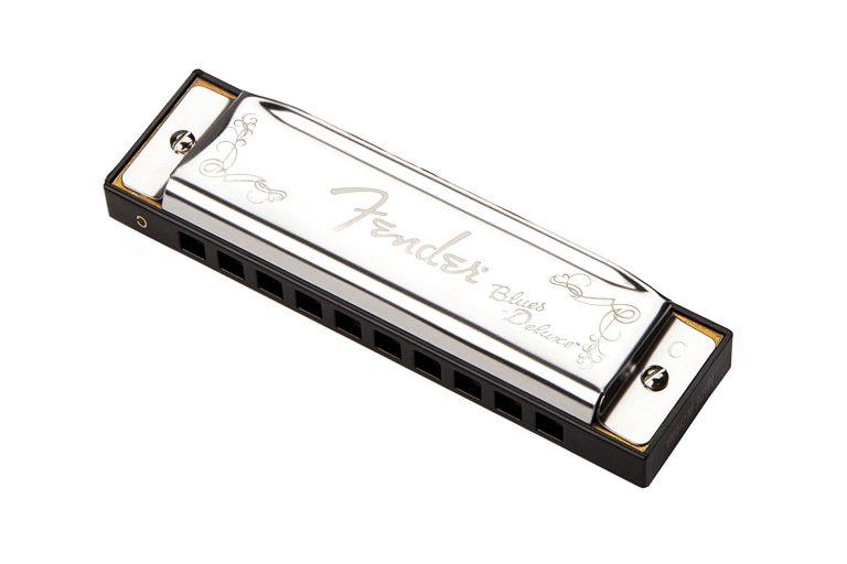 Fender Blues Deluxe Harmonica in many different keys