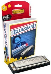 Hohner 1501BX Blues Band Harmonica