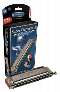Hohner 270BX-C Super Chromonica C