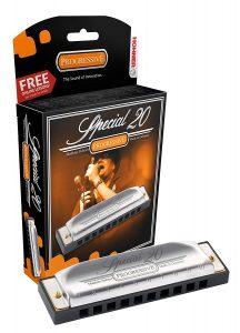 Hohner Special 20 Diatonic Harmonica
