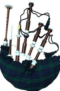 McWilliams Professional Scottish Highland Bagpipe