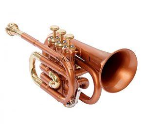 Nasir Ali pTR - 002 Pocket Trumpet