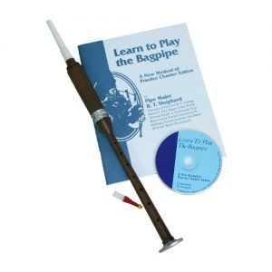 Rosewood Practice Chanter Book