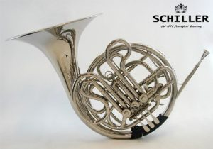 Schiller American Heritage IV Double French Horn