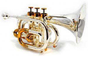 Schiller CenterTone Pocket C Trumpet