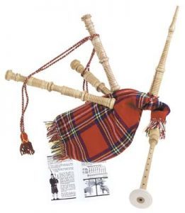 Trophy Music Junior Bagpipes