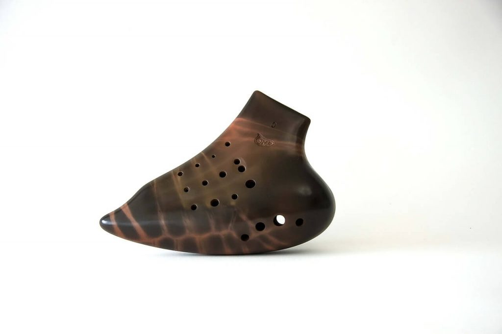 beautiful designed ocarina