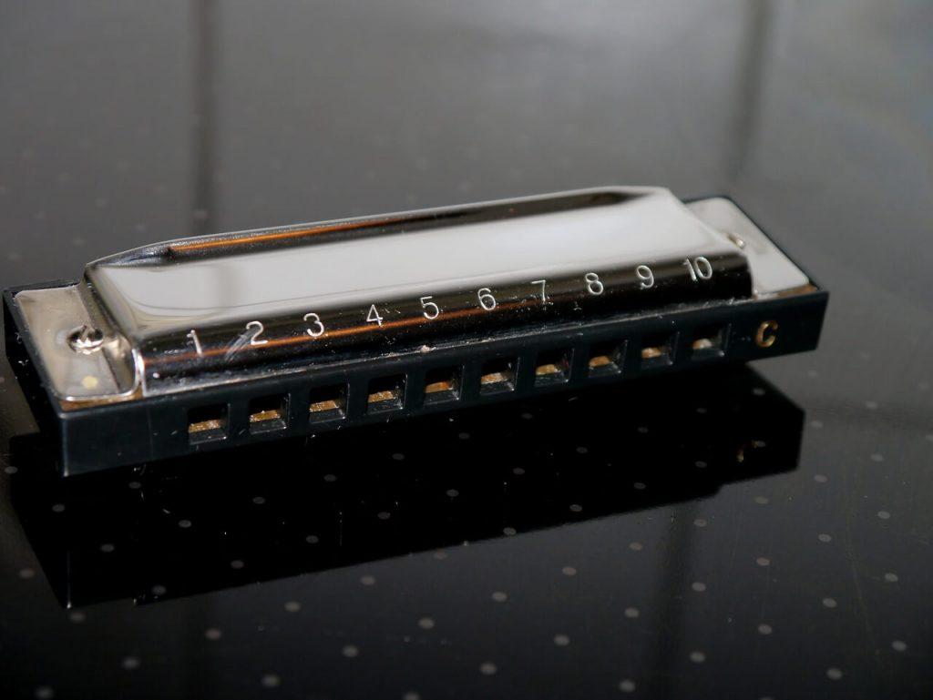 harmonica c major