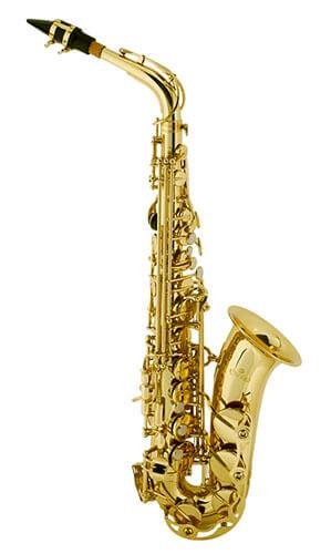 Mendini by Cecilio MAS-L Alto Saxophone