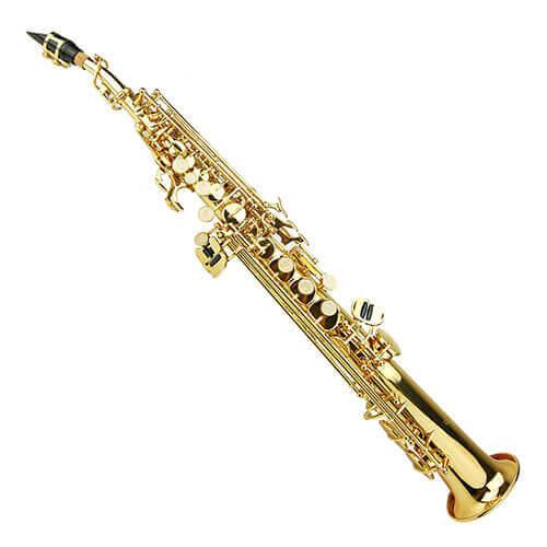 Merano B Flat Soprano Saxophone