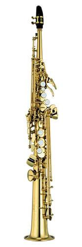 Yamaha YSS-475II Intermediate Bb Soprano Saxophone